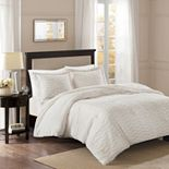 Madison Park Sloan Plush Down Alternative Comforter Set