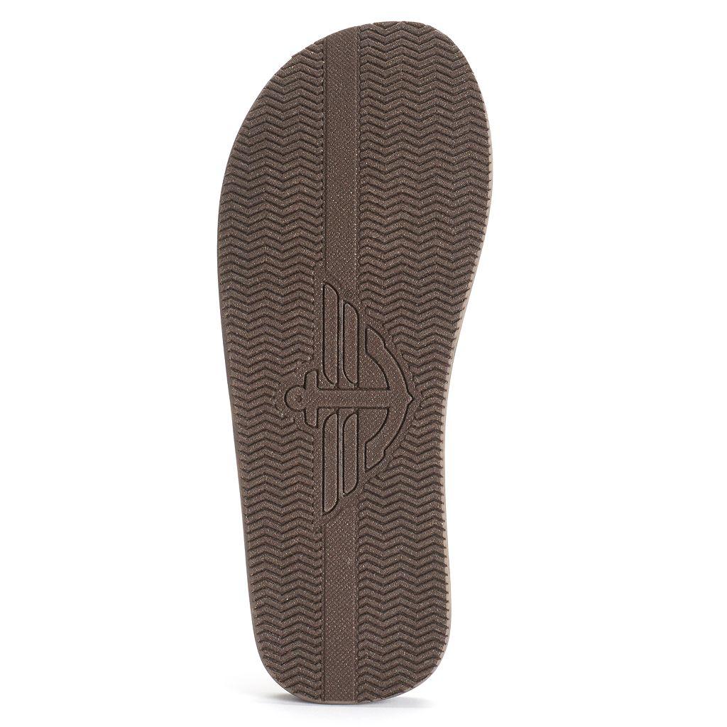 Men's Dockers Elevated Flip-Flops