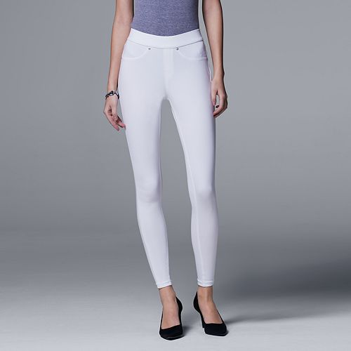 Women's Simply Vera Vera Wang Denim Leggings