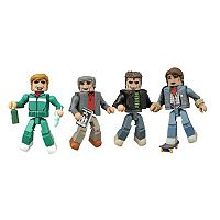 Back To The Future 30th Anniversary Minimates 1985 Box Set by Diamond Select Toys