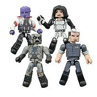 Mass Effect Minimates Series 1 Box Set by Diamond Select Toys
