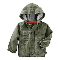 Baby Boy OshKosh B'gosh® Hooded Lightweight Jacket