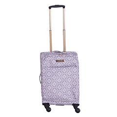 Jenni Chan Aria Snowflake Spinner Luggage