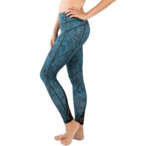 Women's Balance Collection Serpentina Printed Leggings