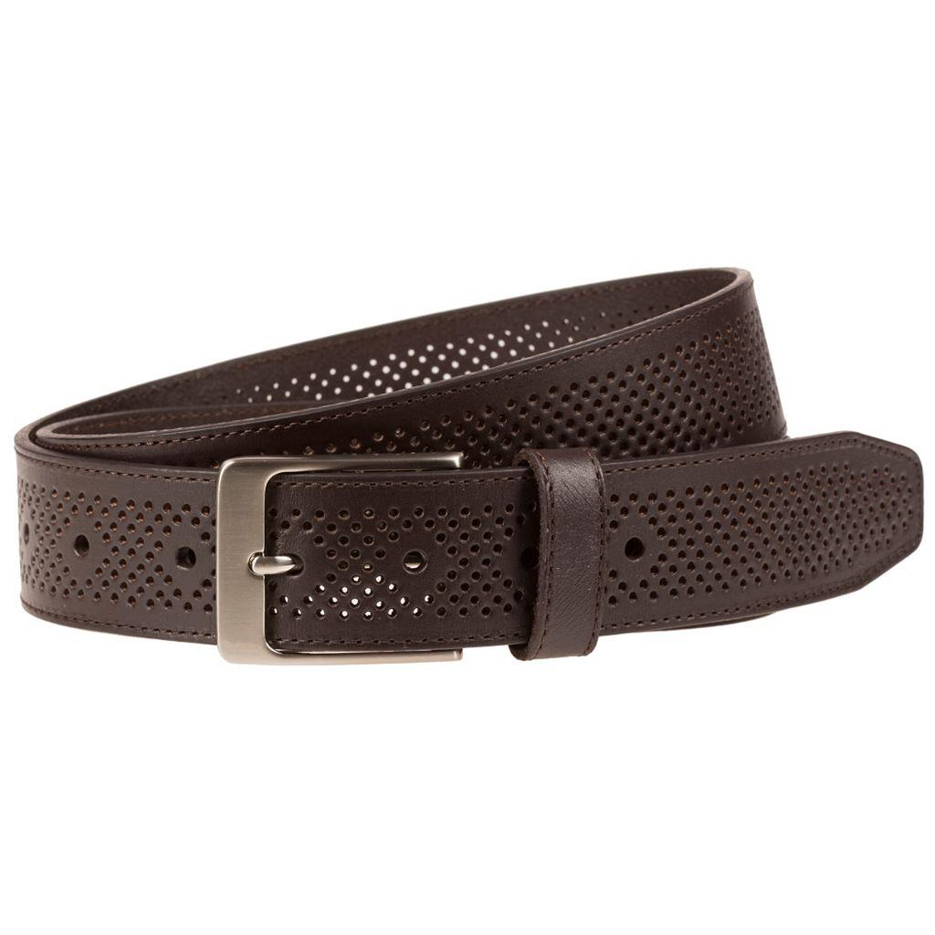 Men's Lee Perforated Belt