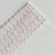Pointehaven 300 Thread Count Lace Sheet Set