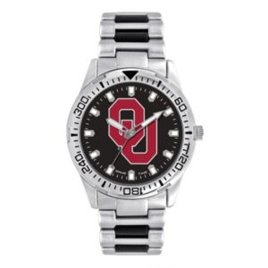 Men's Game Time Oklahoma Sooners Heavy Hitter Watch