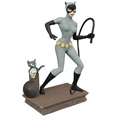 Femme Fatales Batman The Animated Series Catwoman PVC Statue by Diamond Select Toys