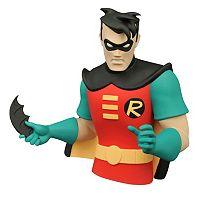 Batman Animated Series Robin Bust Bank by Diamond Select Toys