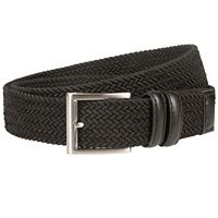 Men's Lee Stretch Woven Belt