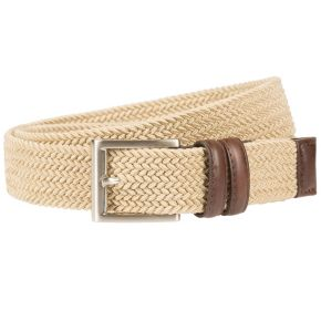 Men's Lee Stretch Woven Belt