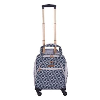 Jenni Chan Aria Stars 15-Inch Spinner Luggage Tote