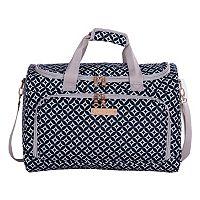 Jenni Chan Aria Stars 17-Inch Duffel Bag
