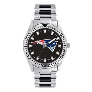 Men's Game Time New EnglandPatriots Heavy Hitter Watch