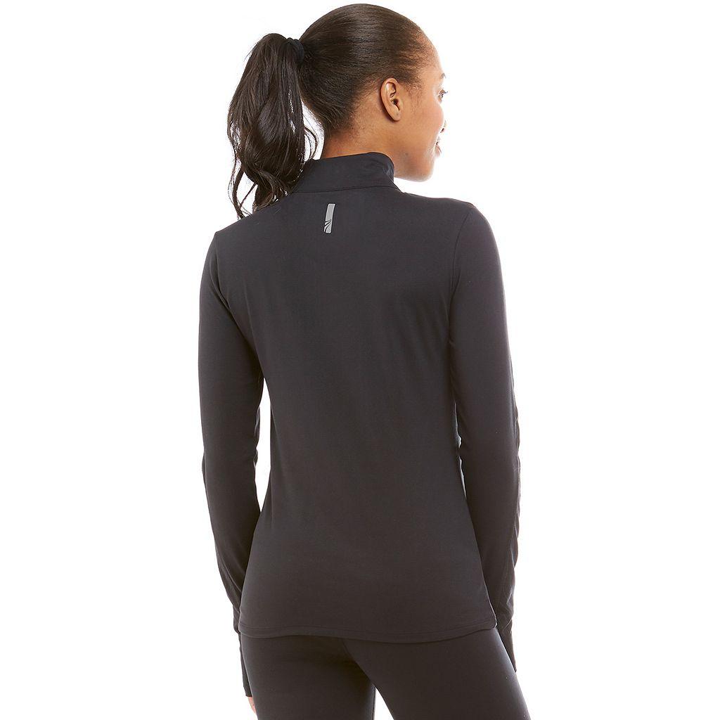 Women's Marika Celestial Quarter Zip Running Jacket