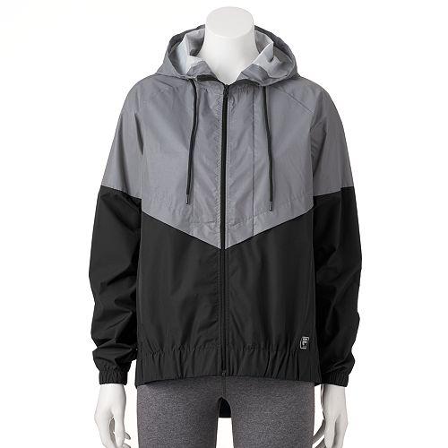 894f02330852 Women s FILA SPORT® Reflective Windbreaker Jacket
