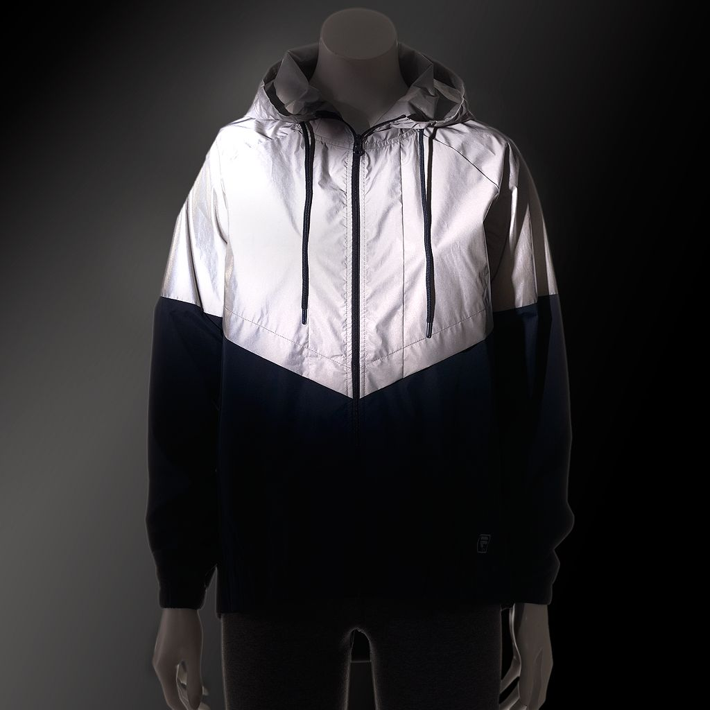Women's FILA SPORT® Reflective Windbreaker Jacket