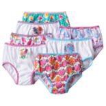 Dreamworks Trolls Toddler Girl 7-pk. Briefs