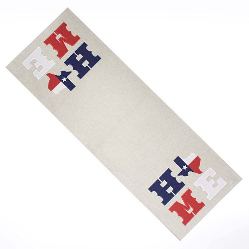 Celebrate Americana Together Texas Home 36 Table Runner