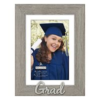 Malden ''Grad'' 4'' x 6'' Distressed Frame