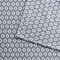 Urban Habitat Geo Printed Cotton Sheet Set