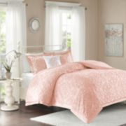 Madison Park 4-piece Sarah Comforter Set