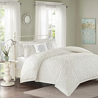Madison Park 4 pc Sarah Comforter Set