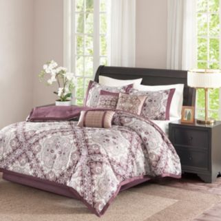 Madison Park 7-piece Florence Comforter Set
