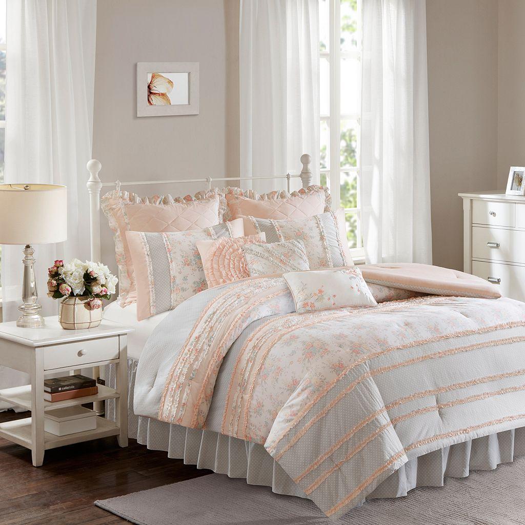 Madison Park 9-piece Harmony Comforter Set