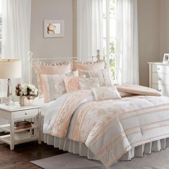 Madison Park 9 pc Harmony Comforter Set