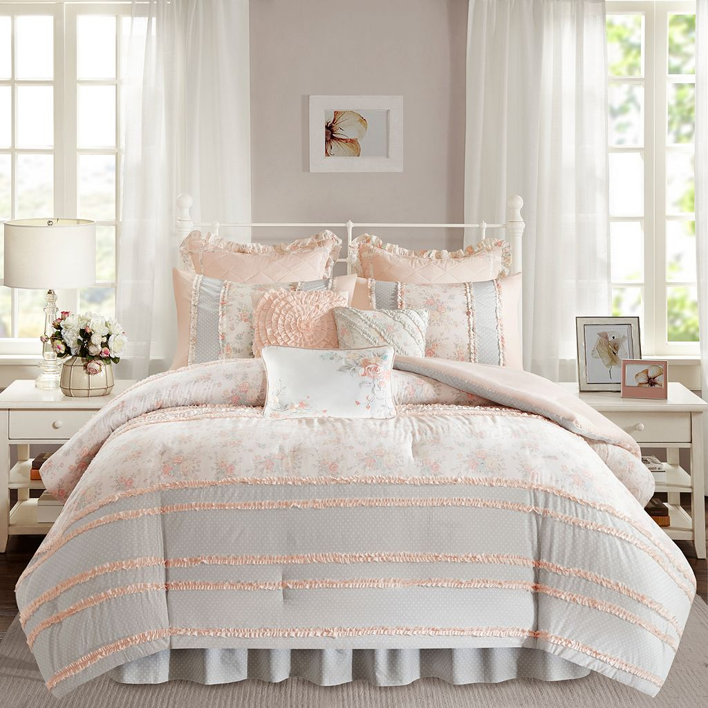 Madison Park 9-piece Harmony Comforter Set