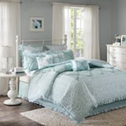Madison Park 9 pc Heidi Comforter Set
