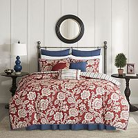 Madison Park 9 pc Georgia Comforter Set