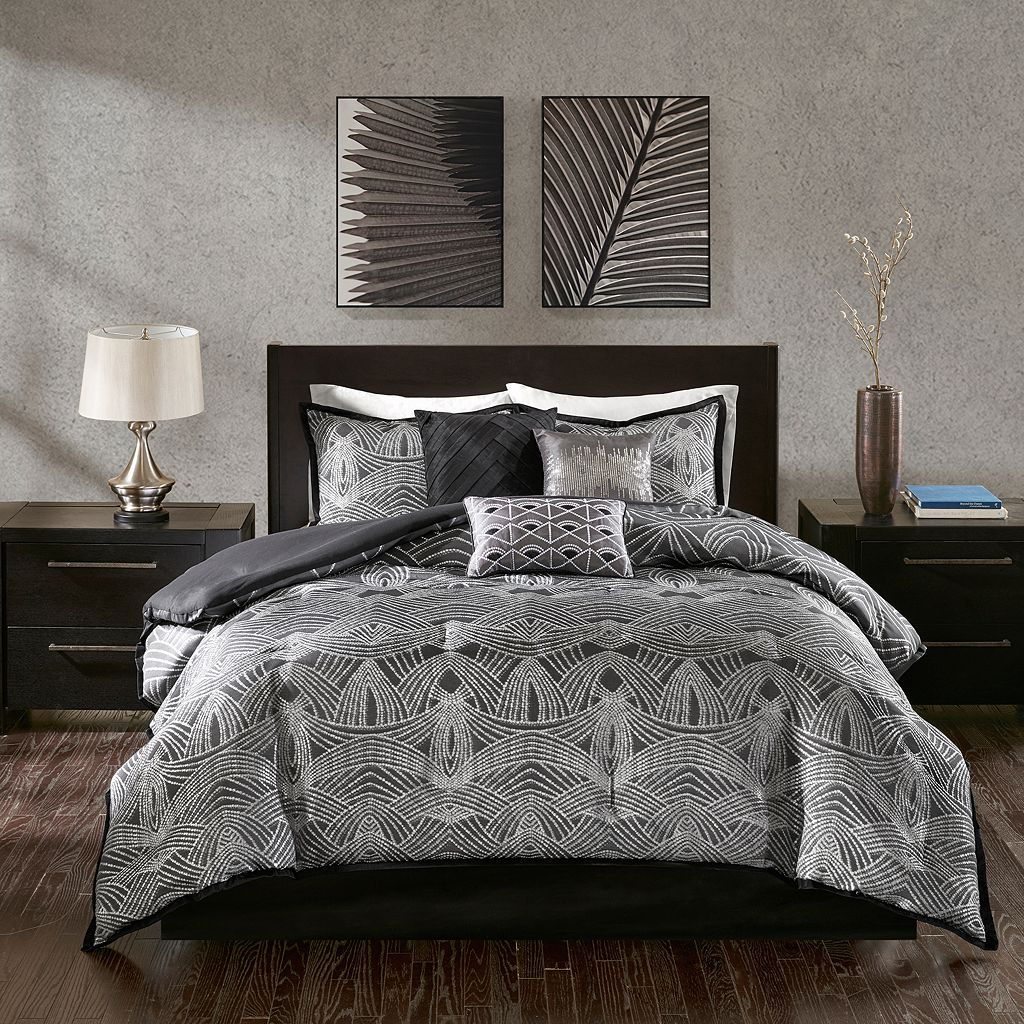 Madison Park 7-piece Francesca Comforter Set