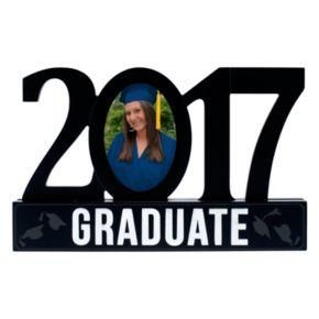 Malden ''2017 Graduate'' Galvanized 3'' x 3'' Frame