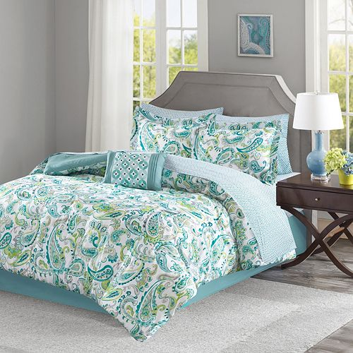 Madison Park Essentials 9-piece Kiley Comforter Set
