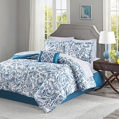 Madison Park Essentials 9 pc Kiley Comforter Set