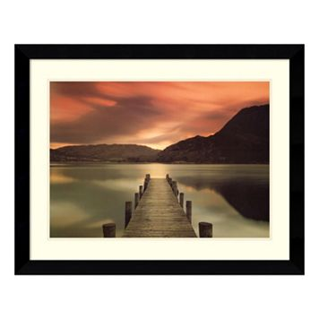 Amanti Art Ulls Water, Glenridding, Cumbria Framed Wall Art