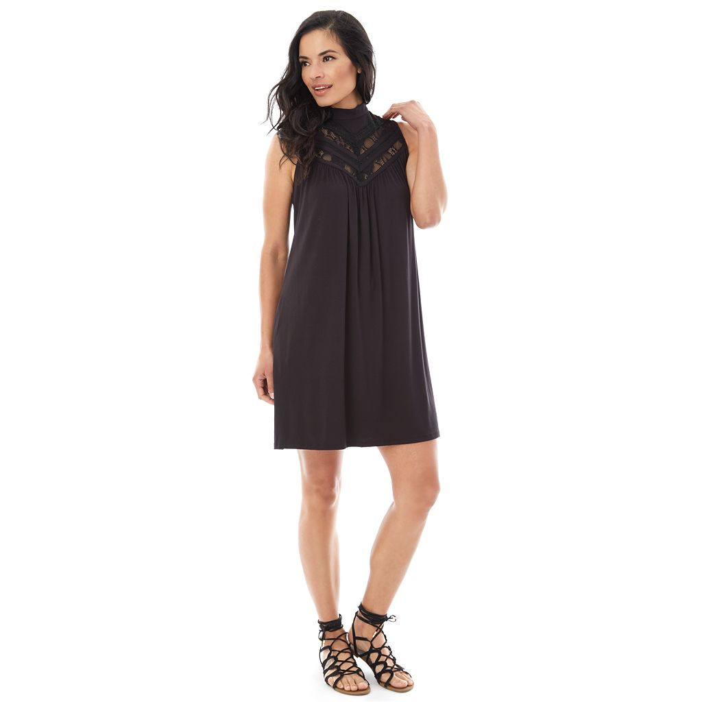 Women's AB Studio Lace Shift Dress