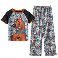 Boys 4-20 Scooby Doo 2-Piece Pajama Set