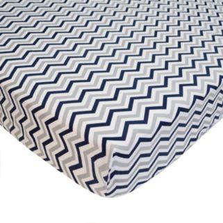 TL Care Solid Crib Sheet