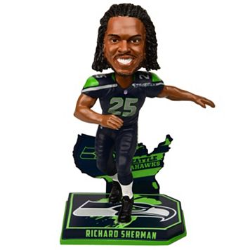 Forever Collectibles Seattle Seahawks Richard Sherman Bobble Head