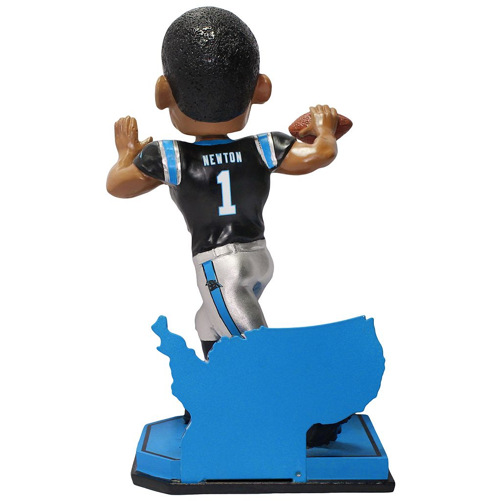 Forever Collectibles Carolina Panthers Cam Newton Bobble Head