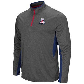 Men's Campus Heritage Arizona Wildcats Atlas Quarter-Zip Windshirt
