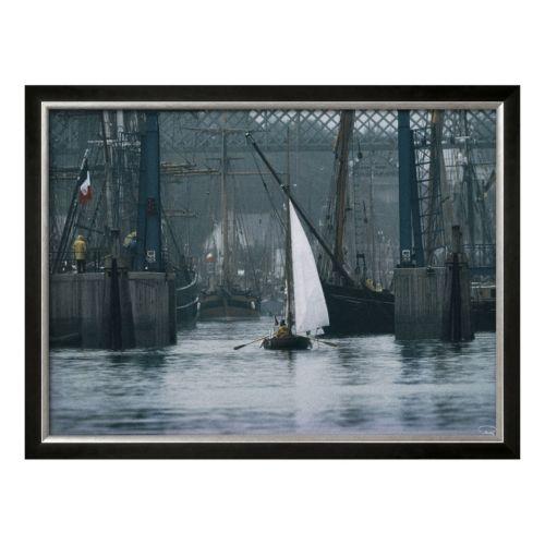 Art.com Douarnenez, Port-Rhu Framed Wall Art