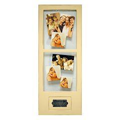 New View 'Memories' Window Pane 2-Opening Floating Frame