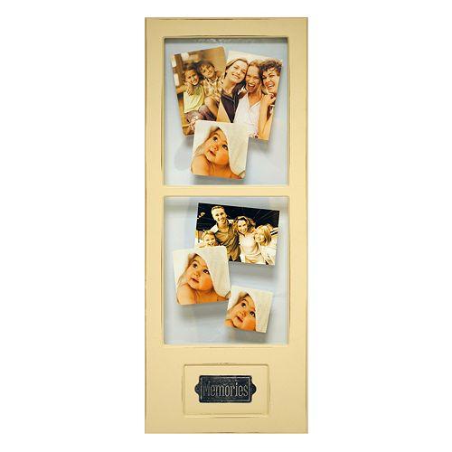 "New View ""Memories"" Window Pane 2-Opening Floating Frame"