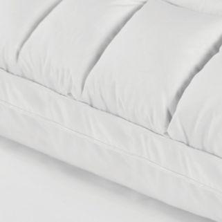 SensorPEDIC Baffled Dual Layered Memory Foam & Synthetic Down Pillow