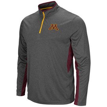 Men's Campus Heritage Minnesota Golden Gophers Atlas Quarter-Zip Windshirt