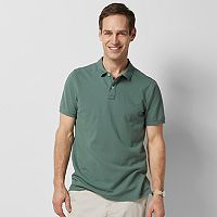 Men's SONOMA Goods for Life™ Flexwear Classic-Fit Pique Polo